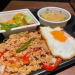 タイ料理ランチ